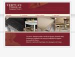 Vertuan Tavoli srl - Produzione artigianale tavoli, Verona