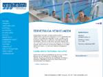 Viihdeuimala, uimahalli, kuntosali, illanvietot, kokoukset, kokoontumiset | Vesihelmi