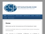 ESP Gerhard Bordin GmbH - Unterbrechungsfreie Stromversorgung