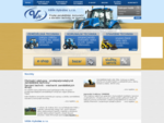 Prodej zemědělské, komunální a stavební techniky na Vysočině | | Váňa Hybrálec