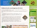 Scouting Apeldoorn, St. Victorgroep
