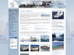 Luxury cruise, yatch hire, charter boat sailing in Melbourne