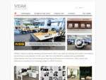 Vidak | Innovative Commercial Office Furniture | Desks | Chairs | Soft Seating
