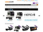 Professional Video Audio Equipment - Hire or Buy - VideoCraft