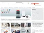 Viessmann - Grejanje - kompletna ponuda toplotne pumpe, solarni sistemi, drvo biomasa, gas i ulj