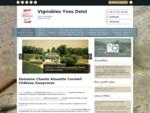 Vins (producteurs, vente directe) - Vignobles Yves Delol à Libourne