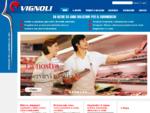 Vignoli | Applicatori industriali | Pesatura, etichettatura automatica | Stampanti | Tracciabilità a