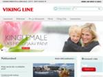 Kruiisid ja liinireisid Viking Line`i punastel laevadel