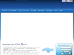 Villa Flora apartments Studios at Samos | at a glance