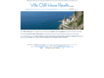 Dépéndance Cliff House is a panoramic apartment for rent in the coastal area of Ravello on the ...