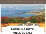 Hotel Taormina - Villa Ducale - Taormina Sicily, Italy