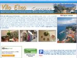 Studios Sorrento town center Appartamenti Sorrento centro città Villa Elisa Sorrento Casa vacanze