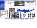 villages de crete, huile d'olive terra creta, miel de thym