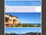 Villa il Poggiolo - Holiday Home in Diano Marina Liguria ITALY - Casa per vacanze - Ferienhäuser, ...