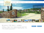 Hotel Villas Resort | Luxury Villas in Sardinia | Costa Rey | Castiadas |