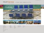 Home | Villa tectona - Exklusive Park- Gartenmöbel
