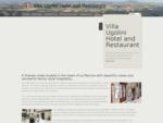 Villa Ugolini - Albergo nel centro del Le Marche - Cingoli Hotel
