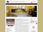 Hotel Villa Vecchia - sala meeting, centro congressi e ristorante per cerimonie ai Castelli Romani