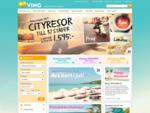 Resor med charter och reguljärflyg - Boka din resa hos Ving