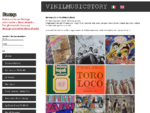 Vinil Music Story