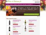Site de vente de Vins et Champagnes, achat-conseil, accords mets et vins selon les saisons. Vins...