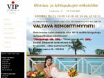 Vip-Juhlapuvut - Etusivu