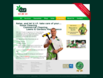 Lawn Mowing, Commercial Cleaners, Home, Carpet Window Cleaning | V. I. P.