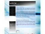 Vipox s. r. o. - poistne poradenstvo a sprostredkovanie poistenia