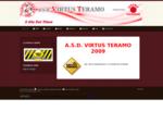 Benvenuti nel sito ufficiale - A. S. D. Virtus Teramo 2009
