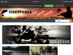Welkom op www. VISenVERSA. nl | VISenVERSA