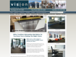 Vision Commercial Furniture 0800 575 3309 Office Furniture Tauranga | Hamilton Office Furniture