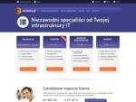 Serwery wirtualne, hosting, rejestracja domen - serwery. pl