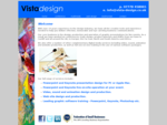 Vista Design - powerpoint, keynote, web design, video editing, event management in Cardiff South ...
