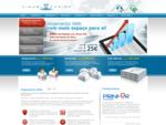 Alojamento Web - Visual-Fusion - Servidores e Web Hosting em Portugal