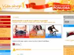 Vita shop - Fitnes prehrana in oprema
