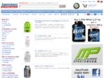 Supermass Online-Shop für Sporternährung, Muskelaufbau, Fettverbrennung