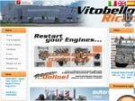 Ricambi Auto Usati e Nuovi - Used Engines - Motores Usados - Ricambi Auto - Vitobello Ricambi Srl - ...