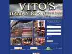 Vito s Italian Restaurant | Sheffield UK