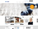 Asunnot, myytäviä asuntoja, kiinteistönvälitys, asunnon myynti - Viva LKV
