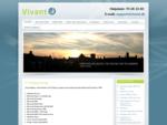 Forside - Vivant IT Services