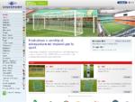 Vendita attrezzature e impianti sportivi – Vivisport