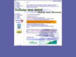 Vodácky klub HRON - úvod