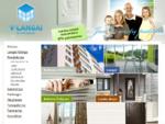 Balkono stiklinimas | Plastikiiniai langai | Žaliuzės | Roletai | Šarvuotos durys | Lauko durys