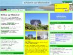 Vlieland | vakantiehuisjes, appartementen en hotels op Vlieland, vakantie eiland met strand