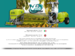 VMA srl - Atomizzatori basso volume - Impolveratori - Diserbatrici - Solforatori - Nebulizzatori