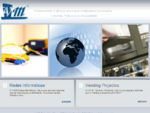 VMR Redes Informáticas | Vending Projectos