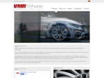 Alufelgen, Felgen, Alurauml;der, Leichtmetallfelgen bei VMR Wheels Europe - Audi, BMW, Seat, S