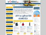 Vodáci. sk - najväčší vodácky obchod, lode, pádla, vodácke oblečenie a neoprény.