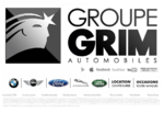 Groupe GRIM Ford Montpellier, Ford Valence, Ford Beziers, BMW-MINI Montpellier, Prestige Auto