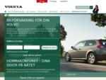 Bilförsäkring för Volvo | Volvia Bilförsäkring